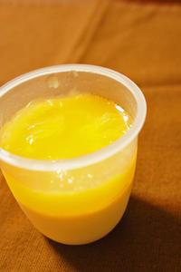 パステル『オレンジプリン』 - もはもはメモ2