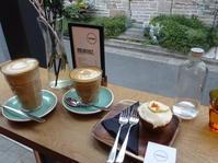 mojo coffeeさんでフラットホワイト&キャロットケーキ - *のんびりLife*