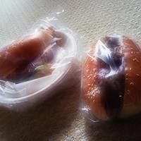 新しいパンふたつ - 続マシュービ日記