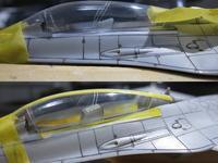 ハセガワ 1/72 三菱F-2B 製作中 (8) - DNF