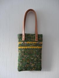 ソレイアードとモリスで裂き織りバッグ - 手染めと糸のワークショップ