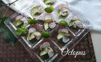 半夏生にタコ - 料理研究家ブログ行長万里  日本全国 美味しい話