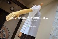 """2017 SPRING & SUMMER NEW Spiral's Select...7/2sun"" - SHOP ◆ The Spiralという館~カフェとインポート雑貨のある次世代型セレクトショップ~"