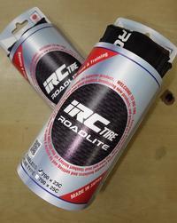 風路駆ション285  IRC ROAD LITE made inJapan 軽量ロードバイクタイヤ ロードバイクPROKU -   ロードバイクPROKU