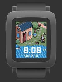 Pebble...その10_Small Lake House - ぱーむらいふ
