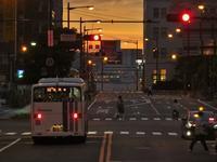 桟橋通り・(北九州市門司区) - ウエスタンビュー ★九州の路線バス沿線風景サイト★