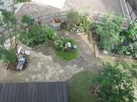 ワサワサするから庭仕事 - sakamichi