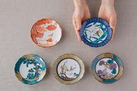 【ムーミン】ムーミン×アマブロの九谷焼五彩小皿が素敵♪ - 10年後も好きな家