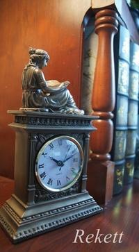 大変人気のアンティーク調置き時計 - インテリア&ガーデンSHOP rekett