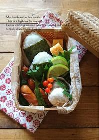 7.2 週末の定番おにぎり弁当 - YUKA'sレシピ♪