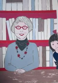 世界で一番おしゃれな魔女 - たなかきょおこ-旅する絵描きの絵日記/Kyoko Tanaka Illustrated Diary