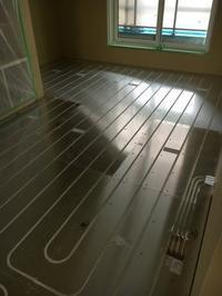 床暖とガレージ考 - ストーンblog