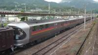 信州カシオペア紀行、今年は猿橋駅にて - 富士急行線に魅せられて…