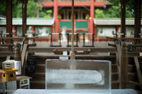 氷室神社 - TAKE IT EASY