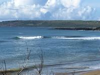 台湾佳楽水 今日の波 ももサイズ 晴れオンショア - 台湾サーフィン 佳楽水は今日もいい波    佳楽水好浪!