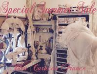 Special Summer Sale - BLEU CURACAO FRANCE