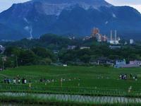 棚田ビューティー♪ ほたる篝火は地上の満天星だ! 秩父・横瀬町 - 『私のデジタル写真眼』