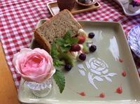 営業日変更のお知らせ - おうちdeカフェ Little Rose Garden
