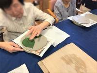 【銘々皿】 - 出張陶芸教室げんき工房