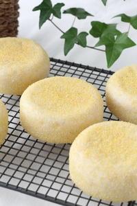 イングリッシュマフィン - パンとアイシングクッキー、マシュマロフォンダントの教室 launa