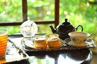 鎌倉で、しばらくは最後のスコーン - Amour Tendre