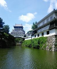 夏のお城 - 渋谷のつま先