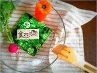 オーダーはんこ - momo*poele 旅する料理レッスン&消しゴムはんこ製作中(佐久市)