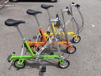 CARRYME ソリッドタイヤ仕様 旧モデル - THE CYCLE 通信