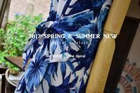 """2017 SPRING & SUMMER NEW Spiral's Select...7/3mon"" - SHOP ◆ The Spiralという館~カフェとインポート雑貨のある次世代型セレクトショップ~"