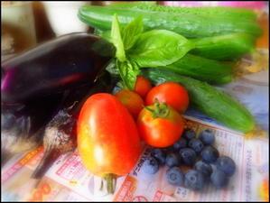夏野菜 -