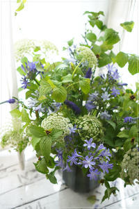 Bouquet champetre d'ete - * Spice of My Life *