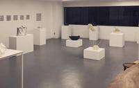 ガラス造形の未来学展vol.4の会場から - Gallery O2