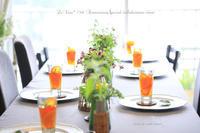 Le vase*15th Anniversaryコラボイベント終了しました! - Le vase*  diary 横浜元町の花教室