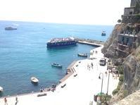 海が見えるモンテロッソの美味しいレストラン - フィレンツェのガイド なぎさの便り