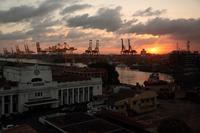 只今、スリランカを旅行中(その3)(コロンボの夜明けと、シェフ見習いのイケメン君) - 旅プラスの日記