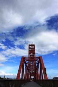 筑後川昇開橋(5)。 - 青い海と空を追いかけて。