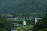 中央本線・新桂川橋梁 - 京の彩紋様++
