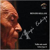 """♪556 レナト・セラーニ・トリオ  """" A SERGIO ENDRIGO-NELLE MIE NOTTI """"  CD 2017年7月4日 - 侘び寂び"""
