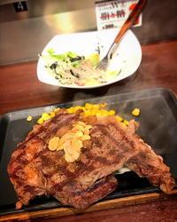 満を持して「いきなりステーキ」 - Photolog