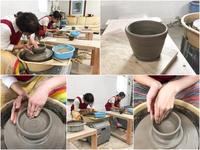 本日の陶芸教室 Vol.705 - 陶工房スタジオ ル・ポット