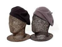 「こうゆう帽子」がコーデに差をつける!手軽でオシャレなニットベレーが入荷しました。 - CHARGER JOURNAL