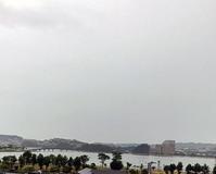 台風3号(ナンマドル)が九州 長崎県に上陸した模様 - ペナン島、福博の街、行ったり来たり(旧 : わんことペナン島に住む! )