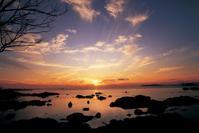 夕景 - 信仙のブログ