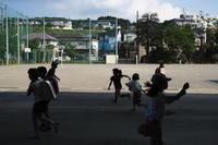 下校前の風景1(5cut) -     ~風に乗って~    Present