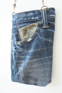 jeansリメイクbag出品!!7月8日(土)委託先で7周年目イベントがあります - ハンドメイドで親子お揃い服 omusubi-five(オムスビファイブ)