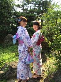 2017.7.3お客様のご紹介です♪ - 伊勢のレンタル着物 夢小町のブログ