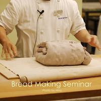 パンの講習会に行ってきました♪ - Cucina ACCA