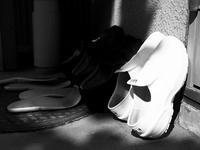 白い靴 - 節操のない写真館