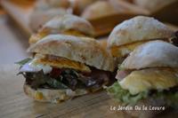 サンドイッチだね - 酵母の庭