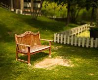 英国庭園で梅雨の晴れ間を慈しむ透明人間たち - Soul Eyes